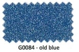 Glitter flexfolie G0084 Old Blue