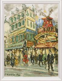 Moulin Rouge Aida RTO Borduurpakket