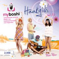 myboshi Haakgids deel 7.0 Flower Power