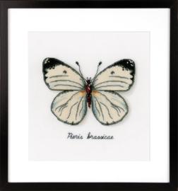 Witte vlinder aida La Maison Victor telpakket