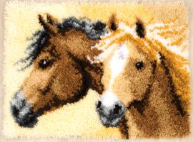 Vurige paarden Knooppakket Vervaco