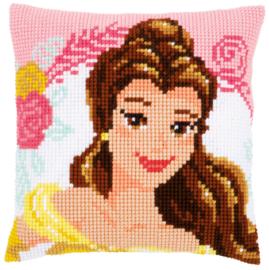 Enchanted Beauty Disney Kruissteekkussen Vervaco