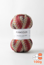 Bordeaux Pingo Colors