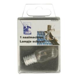 MMJZ Naaimachine Lamp Schroefdraad