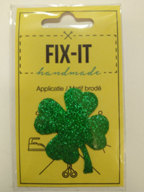 Klaver Glitter Fix-it Applicatie