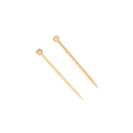 Mini Bamboobreinaald 6,5cm Seeknit