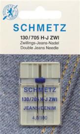 Jeans Twin Needle 130/705 H-J ZWI 4.0/100 Schmetz