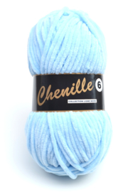 011 Baby Blue Chenille 6 Lammy Yarns