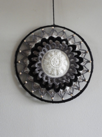 Haakpakket Funny Mandala Flower Classic 25 cm