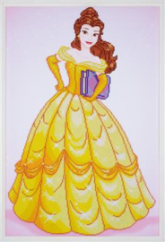 Belle Disney Princess Diamond Painting