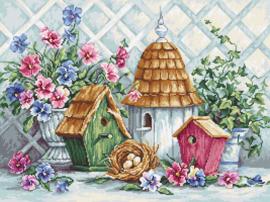 Garden Nesting Aida Luca-S Telpakket