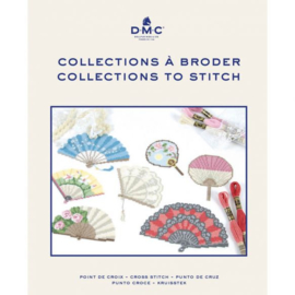 Kruissteek stekencollectie borduurboek - DMC