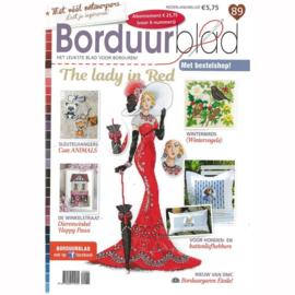 Borduurblad editie  89