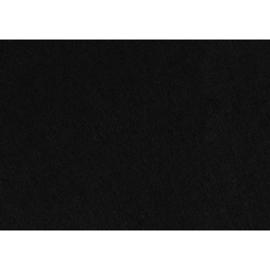 Zwart 21 x 30cm Hobbyvilt