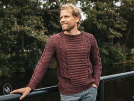 Hunter Sweater Breien Durable Forest