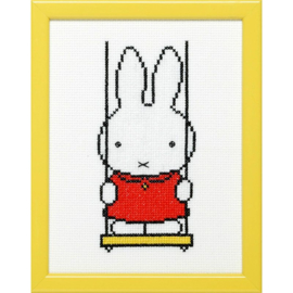 Miffy on the Swing Aida Pako