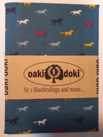 Horses Oaki Doki Fabrics