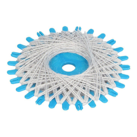 Light Grey Button Thread