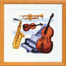 Muziek instrumenten Aida Telpakket Pako