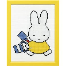 Miffy with a Shovel & Bucket Aida Pako