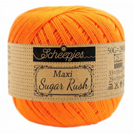 281 Scheepjes Maxi Sugar Rush Tangerine