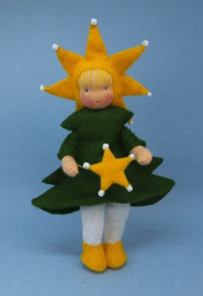Kerstboomkindje Atelier Pippilotta