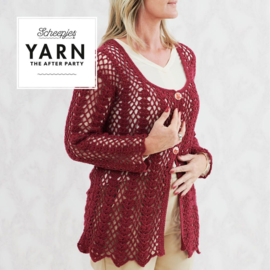 Yarn The after party nr 90 Sunflare cardigan