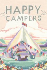 Vintage Camping Aida Bothy Threads Telpakket