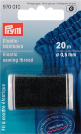 Elastic Sewing Thread 20m x ø 0.5mm
