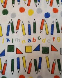 Miffy at School - Nijntje op School - Camelot fabrics