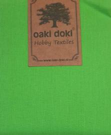 Apple Green Cotton uni
