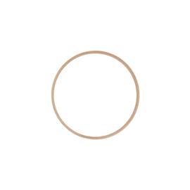 10cm  Houten Ring