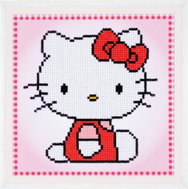 Hello Kitty Diamond Painting