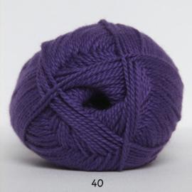 040 Blød Bomuld Hjertegarn