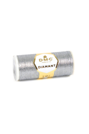 D415 Zilver DMC Diamant