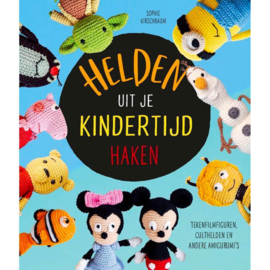 Helden uit je kindertijd haken - Sphie Kirschbaum