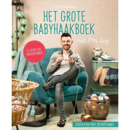 Het grote Babyhaakboek - Mr Cey