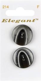 214 Elegant Knopen