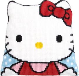 Hello Kitty Kruissteekkussen Vervaco