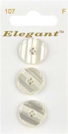 107 Elegant Knopen