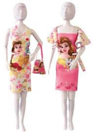 Dolly Beauty Roses Disney Dress Your Doll