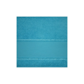 Badstof Handdoek Aqua