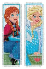 Sisters Forever Disney Frozen Boekenleggers Vervaco