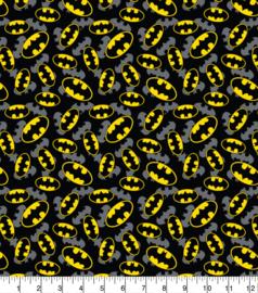 Batman Logo overlay - Camelot Fabrics