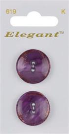 619 Elegant knopen