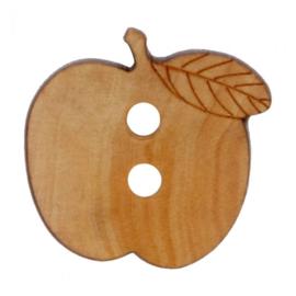 Appel 15 mm - Houten Knoop