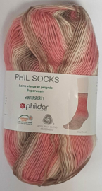 WS Courchevel Phil Socks Phildar