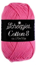 719 Cotton 8 Scheepjes