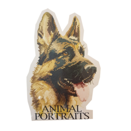 Cash Heritage Crafts Animal Portraits