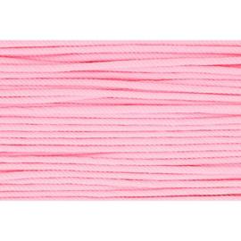 649 Roze soepel koord 5mm
